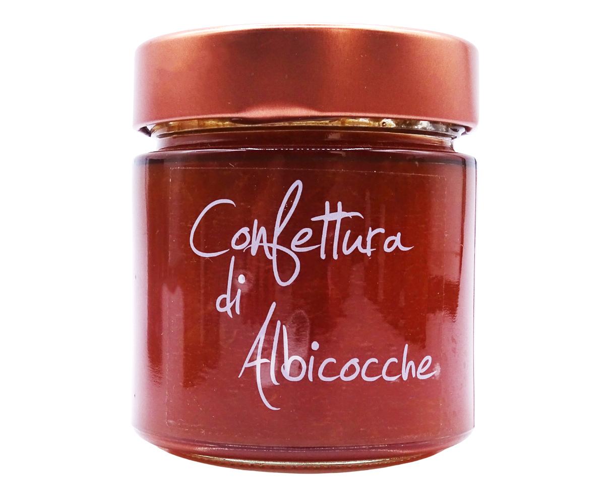 Confettura di albicocche Armando in Porto Azzurro 250gr