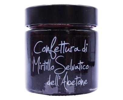 Confettura mirtillo selvatico dell'Abetone Armando in Porto Azzurro 280gr