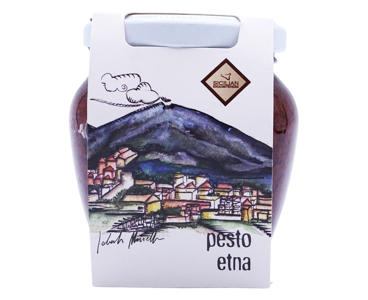 Pesto etna Daidone Exquisiteness 180gr