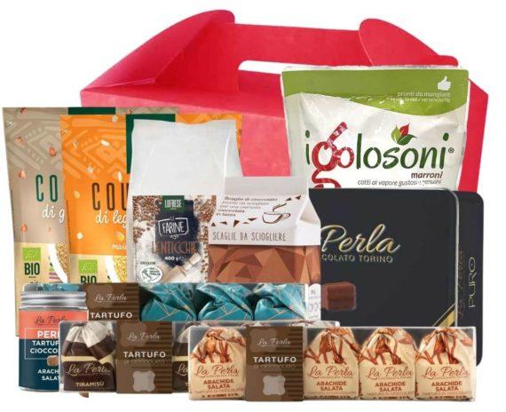 I Senza Glutine Confezione Regalo Natale Personalizzabile