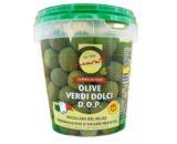 Olive verdi dolci Nocellara del Belice DOP Lucarelli 500gr
