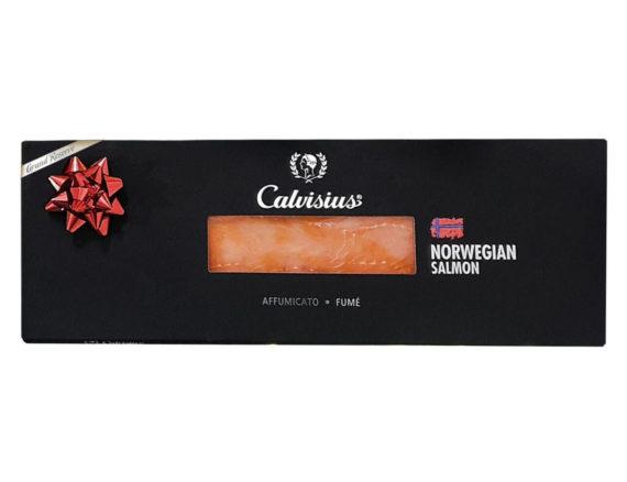 Salmone norvegese affumicato Grand Reserve Calvisius 900-1200gr