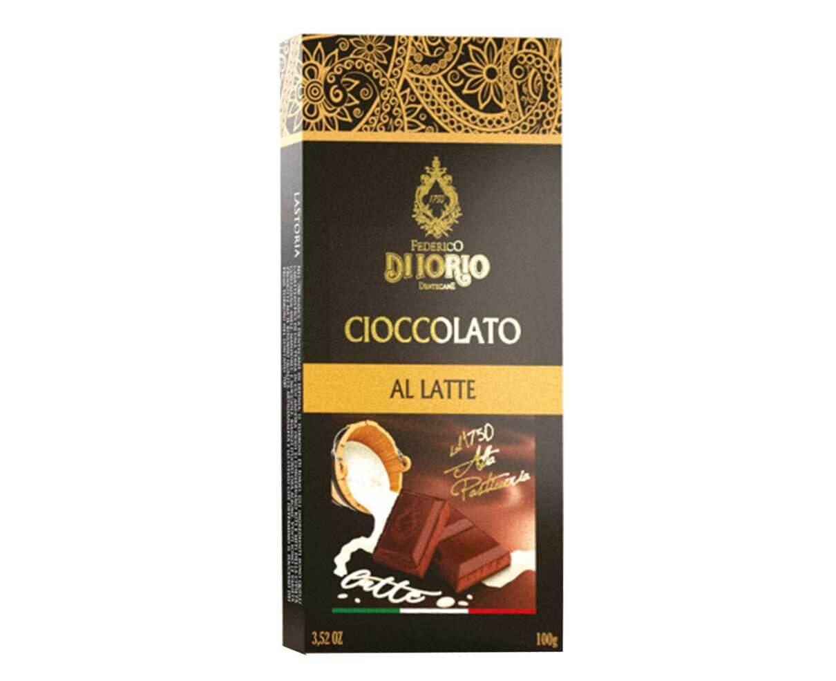 Cioccolato al latte Di Iorio 100gr