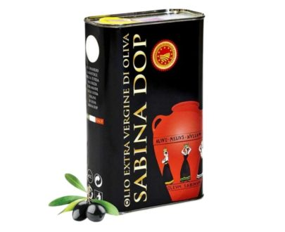 Olio extravergine d'oliva della Sabina DOP Marchesi 3lt
