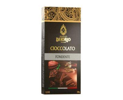 Cioccolato fondente finissimo Di Iorio 100gr