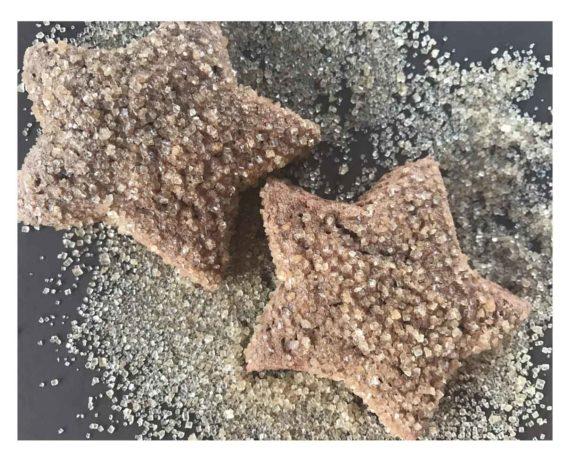 Biscotti artigianali cannella e cacao Tiberpan 200gr