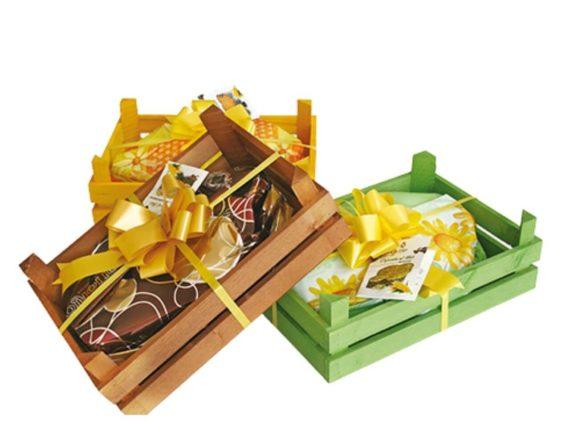 Colomba Pasquale Artigianale con farina di mais, nocciola e cioccolato 1 kg