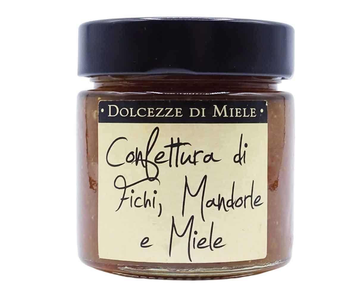 Confettura di fichi, mandorle e miele Armando in Porto Azzurro 250gr