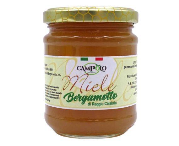 Miele al bergamotto Campolo 230gr