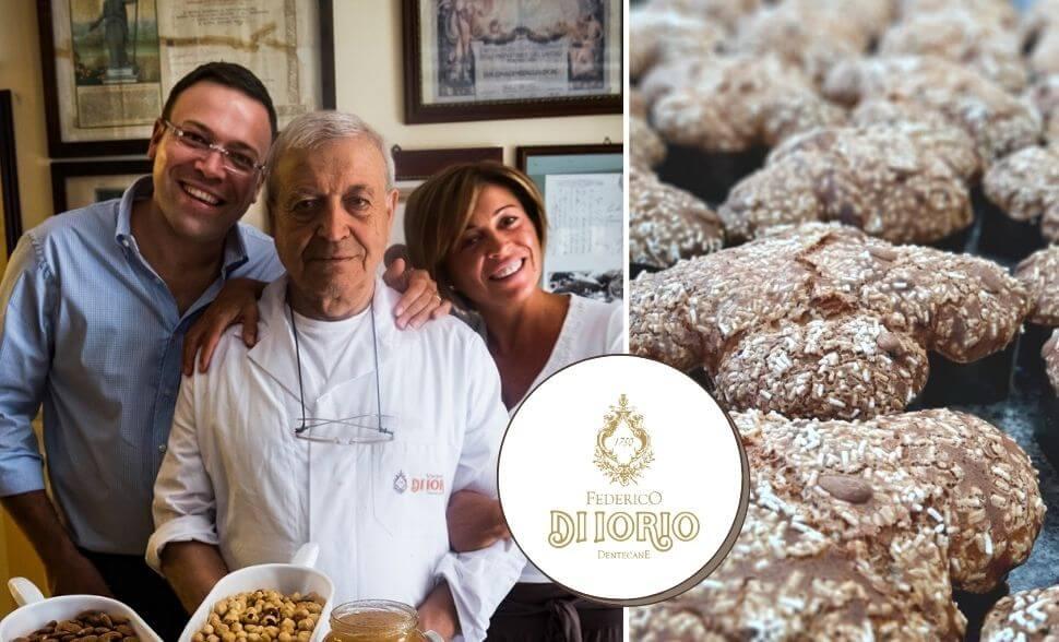Di Iorio tradizione di una dolcezza antica più di 270 anni di passione per l'artigianato.