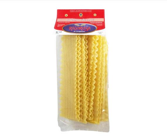 Lasagne pasta di Gragnano IGP Rigorosa 500gr