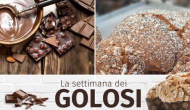 La settimana dei golosi: cioccolata tutta da gustare!