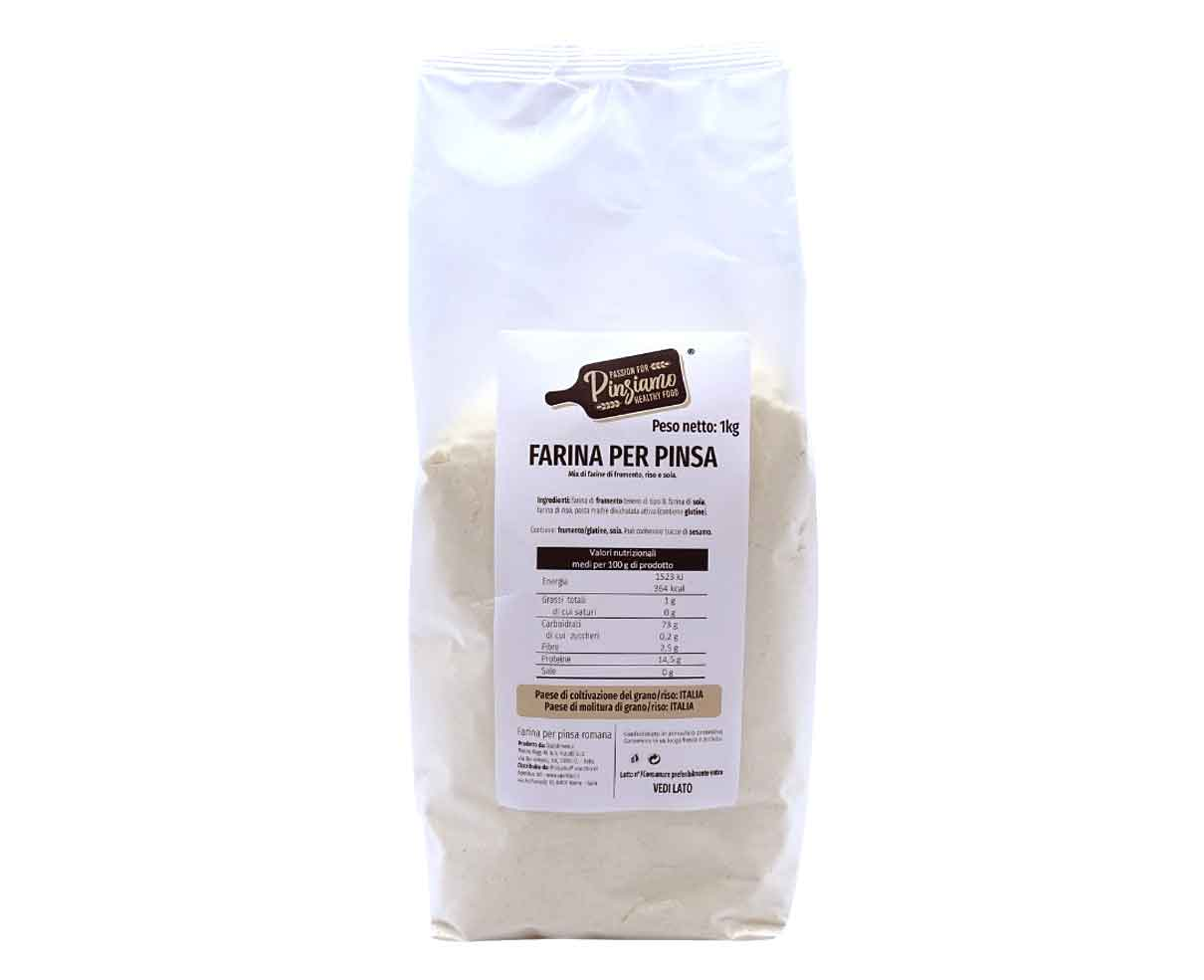 Farina per Pinsa con lievito Pinsiamo 1000gr