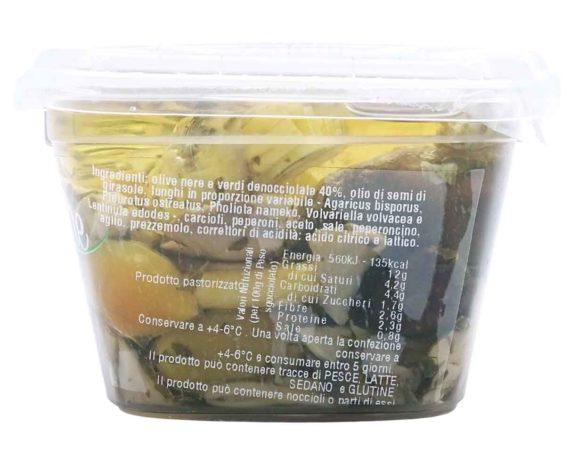 Olive alla ravello Le Nostrane 200gr