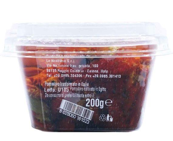 Pomodori secchi Le Nostrane 200gr