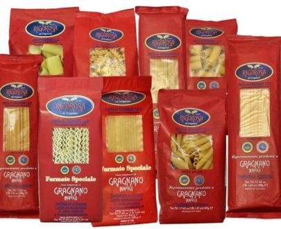 Selezione Pasta di gragnato IGP Rogorosa