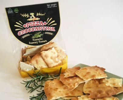 12 confezioni di Pizza croccantina bio classica 200gr