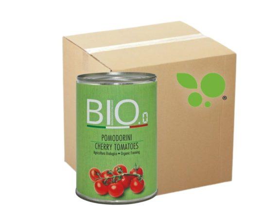 12 confezioni Pomodorini Bio Gestal 400gr