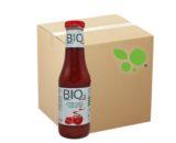 6 confezioni Ketchup classico Bio Gestal 480gr