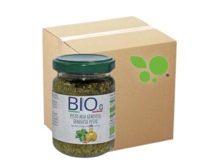 6 confezioni Pesto genovese Bio Gestal 130gr