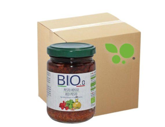 6 confezioni Pesto rosso Bio Gestal 130gr