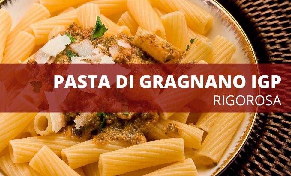 Pasta di Gragnano IGP, Sughi e Pesti: estate all'insegna del gusto.