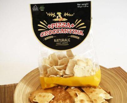 Pizza croccantina bio classica 200gr