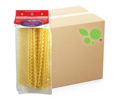 16 confezioni di Lasagne pasta di Gragnano IGP Rigorosa 500gr