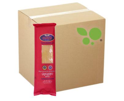 24 confezioni di Linguine pasta di Gragnano IGP Rigorosa 500gr