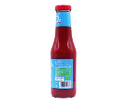 Ketchup Bio senza zucchero Gestal 480gr