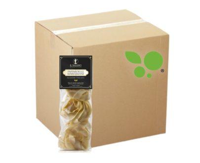 10 confezioni di pappardelle maremmane pasta Il Vallino 500gr