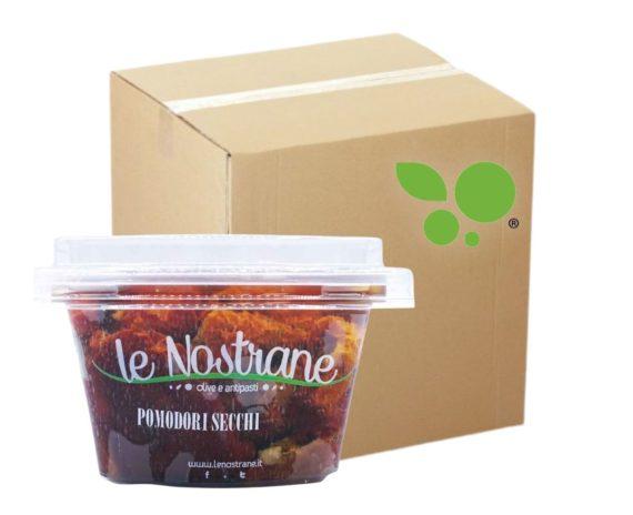 12 confezioni di pomodori secchi Le Nostrane 200gr