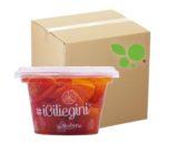 12 confezioni di pomodorini i Ciliegini semidry Le Nostrane 200gr