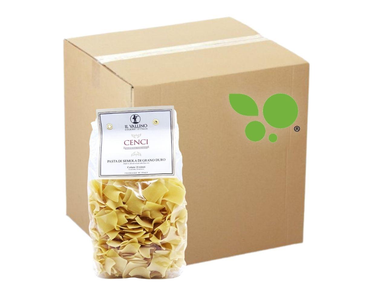 20 confezioni di cenci pasta Il Vallino 500gr